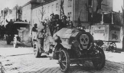 German Hyperinflation Timeline Post-WWI